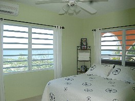 Vieques PR villa rental: Hilltop Hacienda bedroom 1