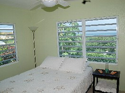 Vieques PR villa rental: Hilltop Hacienda second bedroom
