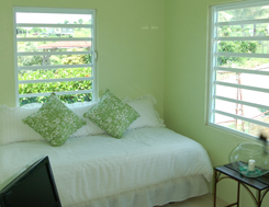 Vieques PR villa rental: Colibri Casa Barracuda and Mosquito Bay Vieques PR